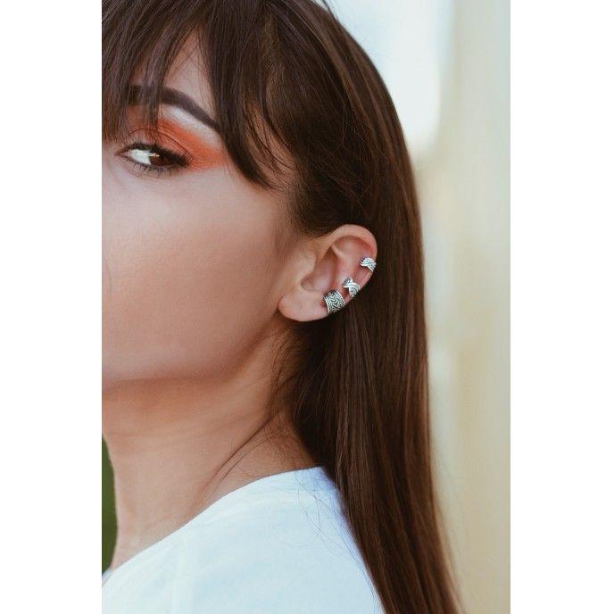 BRAID EAR CUFF