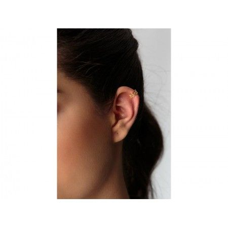 WAVED EARCUFF