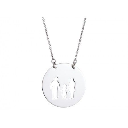 FAMILY NECKLACE - GIRL