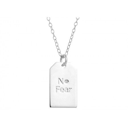 NO FEAR NECKLACE