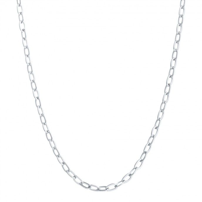 OVAL WIRE CHAIN