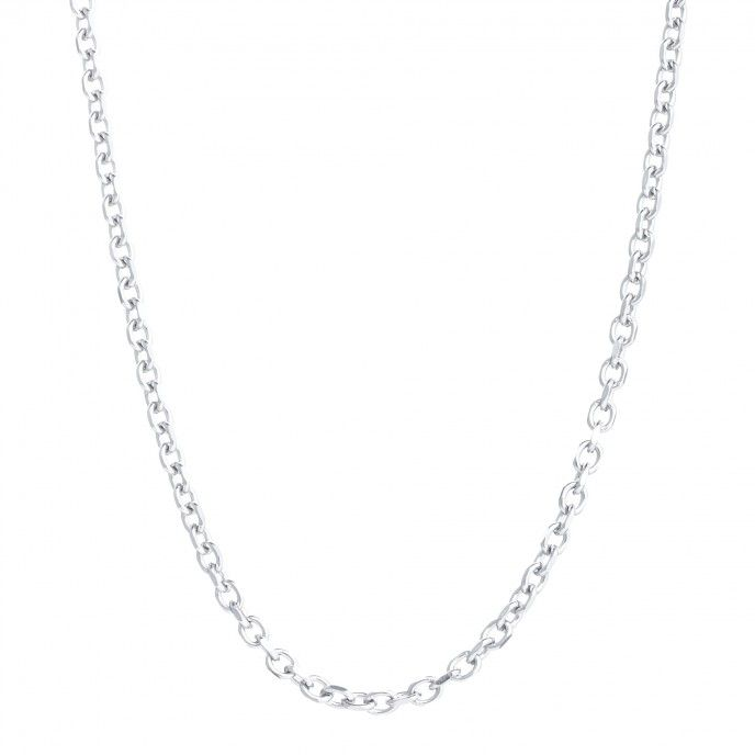 THIN MESH CHAIN NECKLACE