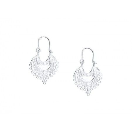 FILIGREE HOOPS