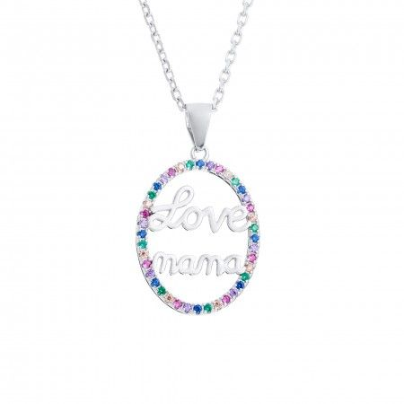 LOVE MAMA NECKLACE