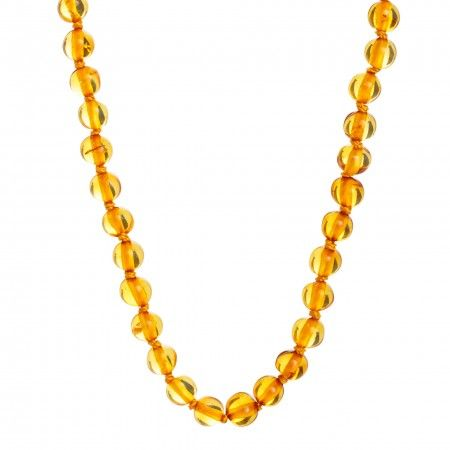 AMBER ADULT NECKLACE