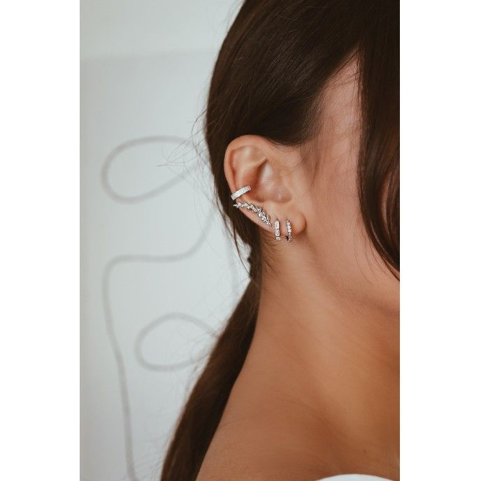 LEAVES EAR CUFF