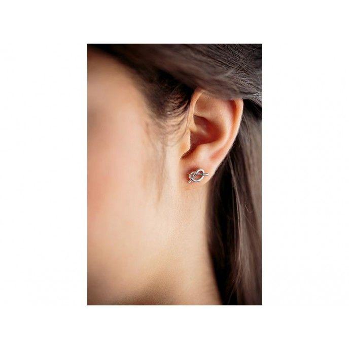 EARRINGS KNOT