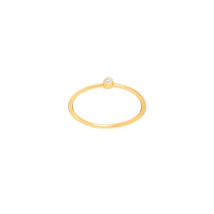 SOLITARY RING