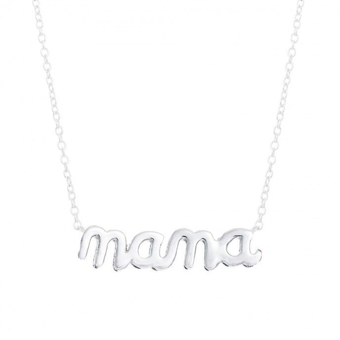 BREAST NECKLACE 18 * 4MM