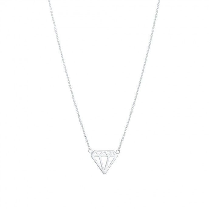 B DIAMOND B SILVER