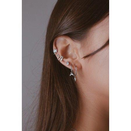 ZIRCON EARRINGS