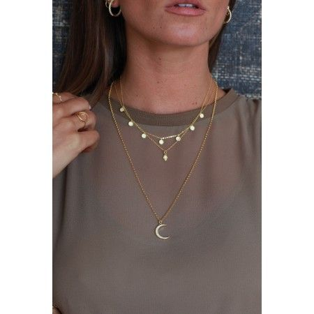 PLATE NECKLACE